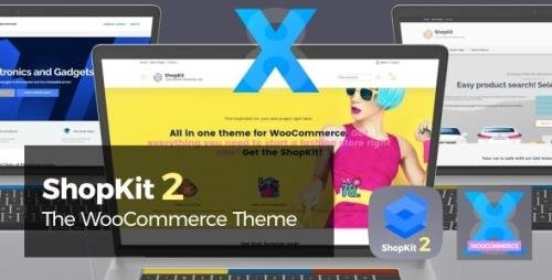 ThemeForest - ShopKit v2.3.2 - The WooCommerce Theme - 19438294 - NULLED