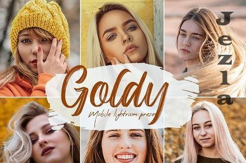 Goldy Lightroom Presets - 5663618