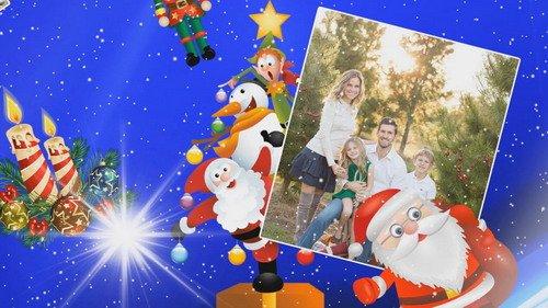 Проект ProShow Producer - Christmas Time