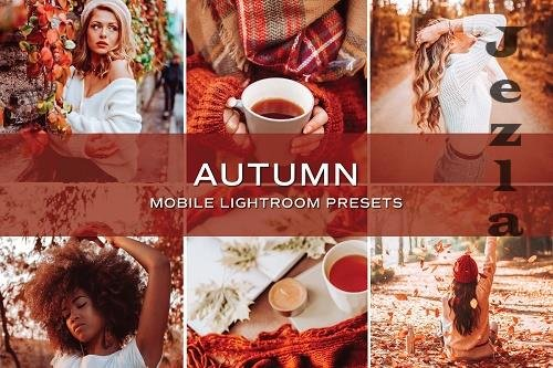 CreativeMarket - 5 Autumn Lightroom Presets 5701787