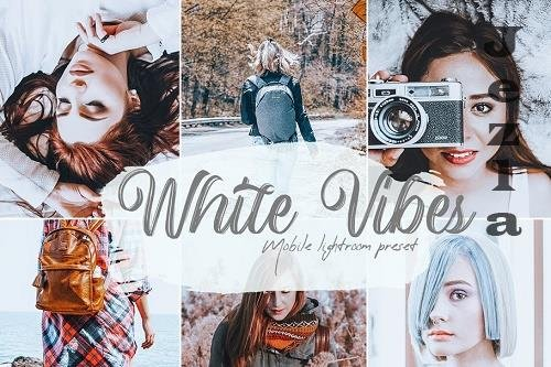 White Vibes LRM Presets - 5670122