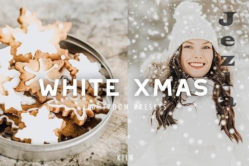 CreativeMarket - 10 White Christmas Lightroom Presets 5613566