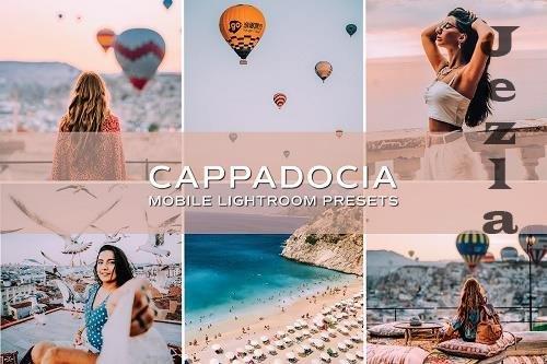CreativeMarket - 5 Cappadocia Lightroom Presets 5698803
