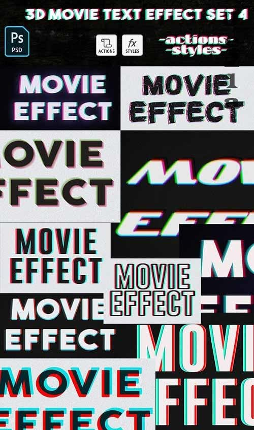 GraphicRiver - Glitch Text Effect 29701129