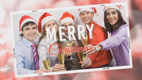 Проект ProShow Producer - Christmas and New Year Slideshow