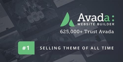 ThemeForest - Avada v7.2.1 - Website Builder For WordPress & WooCommerce - 2833226