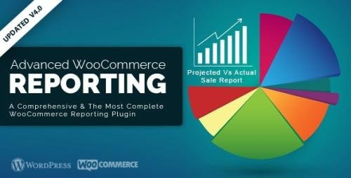 CodeCanyon - Advanced WooCommerce Reporting v5.8 - 12042129 - NULLED