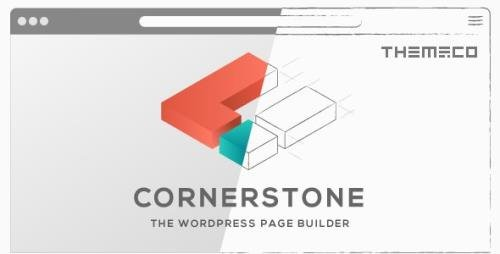CodeCanyon - Cornerstone v5.0.10 - The WordPress Page Builder - 15518868 -