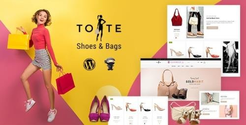 ThemeForest - Tote v2.2 - Fashion Shop - 21081566