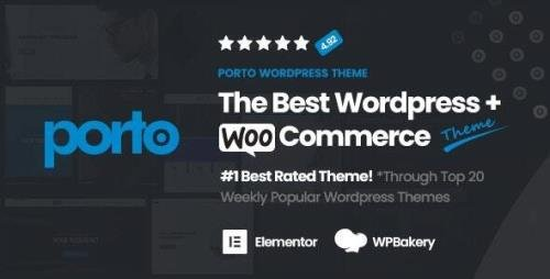 ThemeForest - Porto v5.5.5 - Multipurpose & WooCommerce Theme - 9207399 -