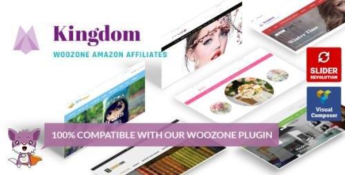 ThemeForest - Kingdom v3.9.2 - WooCommerce Amazon Affiliates Theme - 15163199