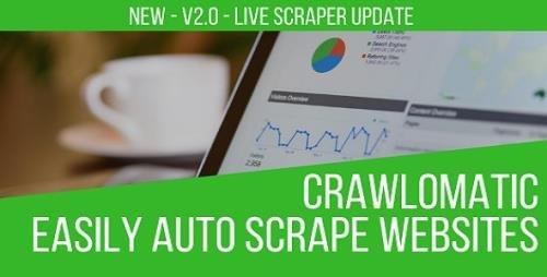 CodeCanyon - Crawlomatic v2.1.1 - Multisite Scraper Post Generator Plugin for WordPress - 20476010 -