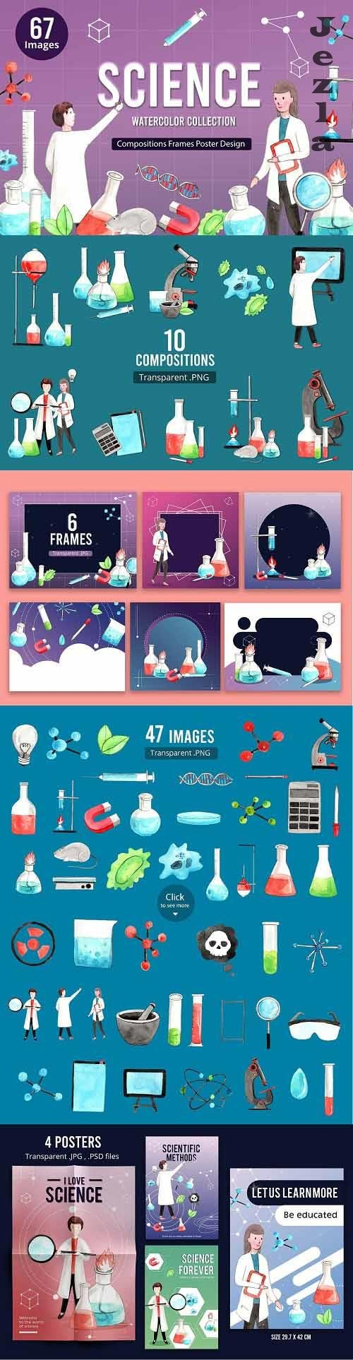 Science and scientific equipments - 5755520