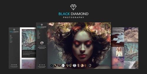 ThemeForest - Diamond v2.4.8 - Photography Portfolio - 9274644 - NULLED