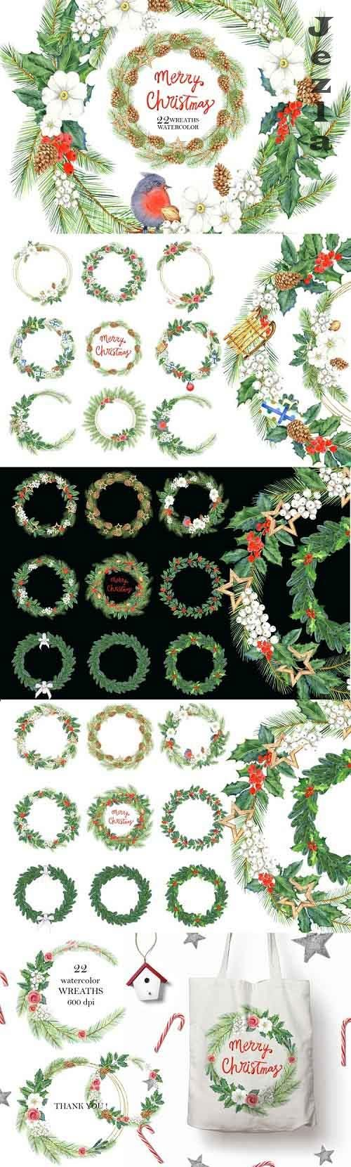 Christmas Wreaths - 942582