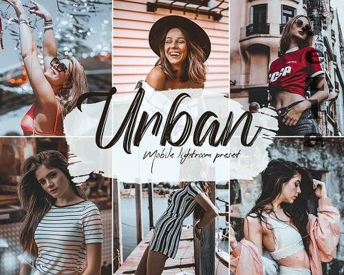 Urbanismo Lightroom Presets - 5723006
