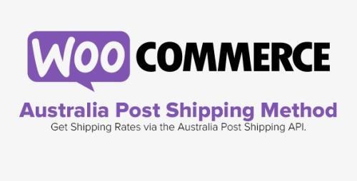 WooCommerce - Australia Post Shipping Method v2.4.28