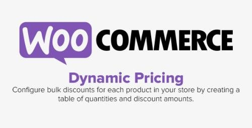 WooCommerce - Dynamic Pricing v3.1.22