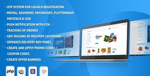 CodeCanyon - eCart Web v1.0.1 - Ecommerce/Store Full Website - 29260418