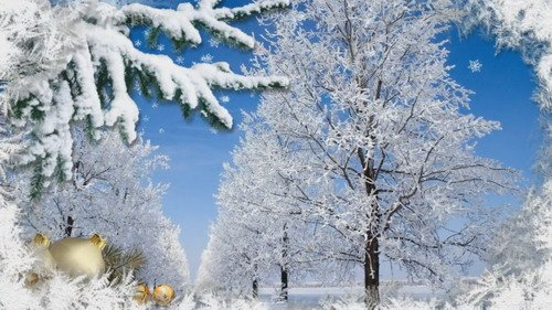 Проект ProShow Producer - Winter festivities