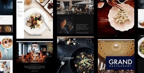 ThemeForest - Grand Restaurant v5.9.4 - WordPress Theme - 11812117 - NULLED