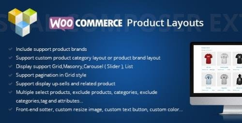 CodeCanyon - DHWCLayout v3.1.11 - Woocommerce Products Layouts - 7384574