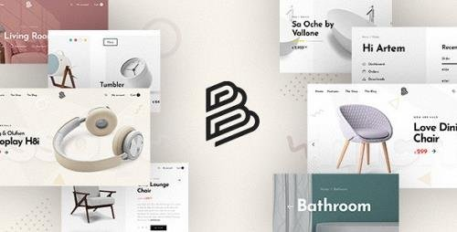 ThemeForest - Barberry v2.8.1 - Modern WooCommerce Theme - 22802919