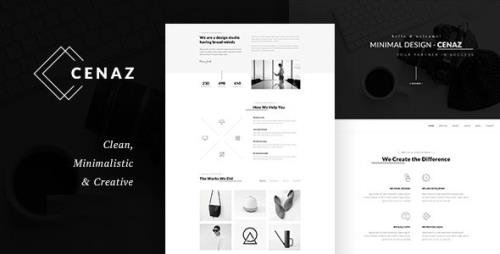 ThemeForest - CEZAN v1.2.0 - Minimal Multipurpose WordPress Theme - 20063994