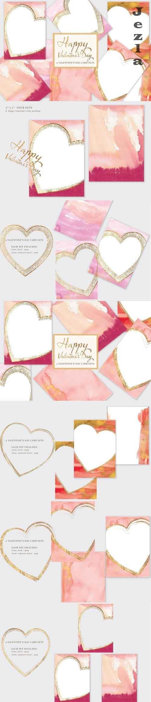 Happy Valentine's Day Printable Set - 5778294