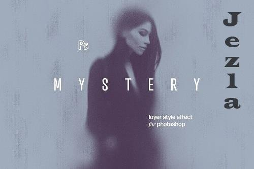 CreativeMarket - Mystery Photoshop Effect 5776024