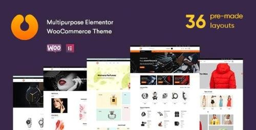 ThemeForest - Cerato v2.2.3 - Multipurpose Elementor WooCommerce Theme - 23323236