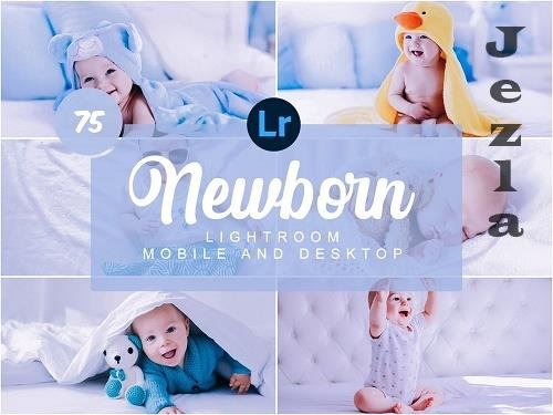 Newborn Mobile and Desktop Presets - 5735597