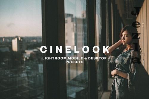 CreativeMarket - Cinelook LRM Presets 5756350
