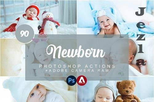 Newborn Mobile and Desktop Presets - 5735593