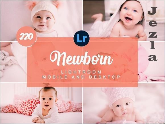 Newborn Mobile and Desktop Presets - 5735603