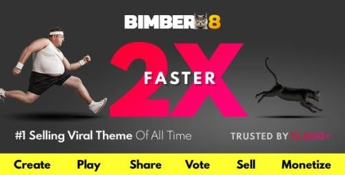 ThemeForest - Bimber v8.6.3 - Viral Magazine WordPress Theme - 14493994 -