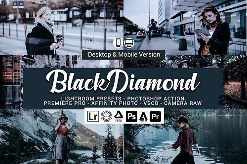Black Diamond LRM Presets - 5156439