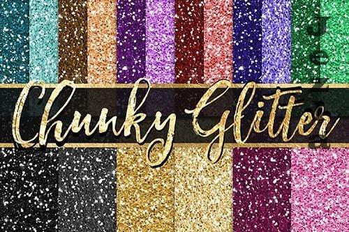 Chunky Glitter Digital Paper - 1169690