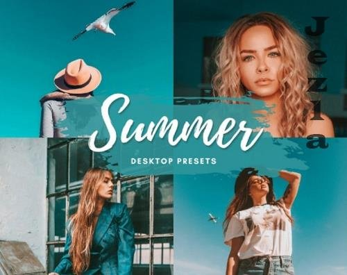 CreativeMarket - Summer Vibe Desktop LRM Preset 5712589