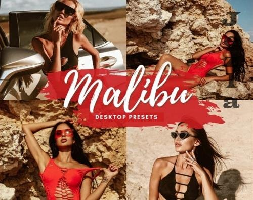 CreativeMarket - Malibu Desktop LRM Presets 5712597