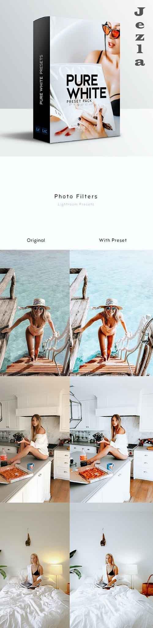 ARTA Presets | Pure White | For Mobile and Desktop LRM - 27384980