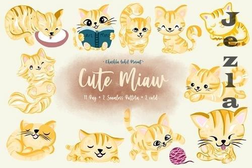 Cute miaw - 1154240