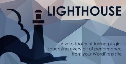CodeCanyon - Lighthouse v3.3.0 - WordPress Performance Plugin - 13036892