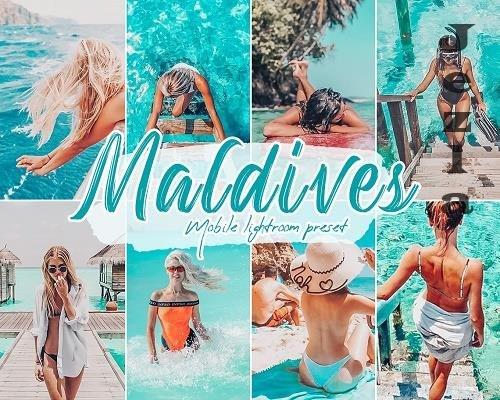 Maldives Lightroom Presets - 5841741