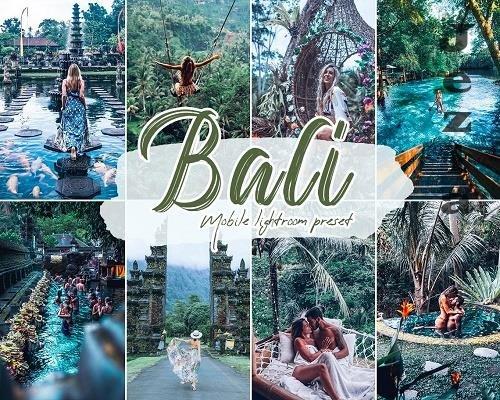 Bali Lightroom Presets - 5868157