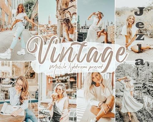 Vintage LRM Presets - 5868171