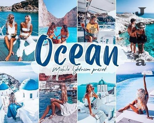 Ocean Lightroom Presets - 5868194