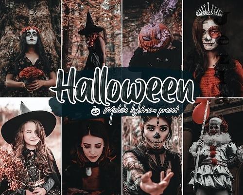 Halloween Lightroom Presets - 5868233