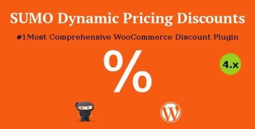 CodeCanyon - SUMO WooCommerce Dynamic Pricing Discounts v5.3 - 17116628