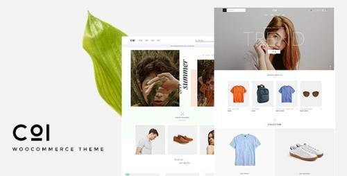 ThemeForest - Coi v1.0.9 - Fashion WooCommerce Theme - 24014834